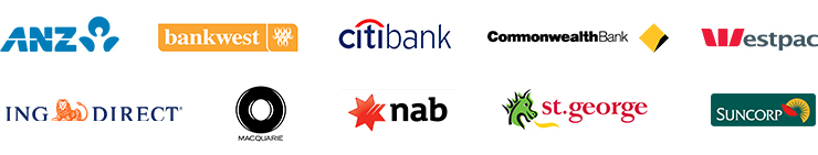 Our top lenders - Rate Comparison